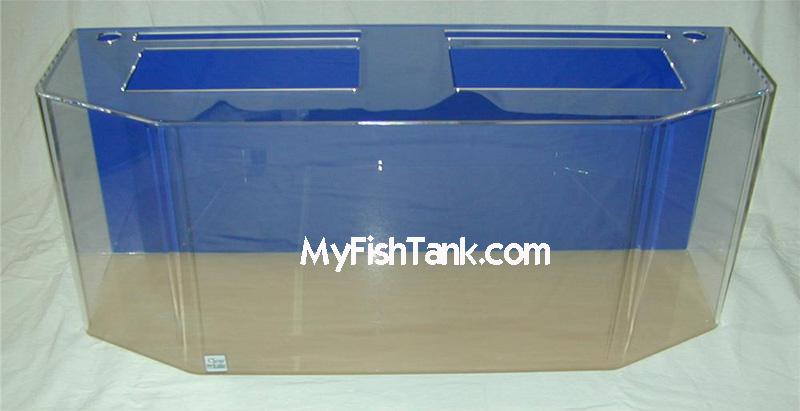Acrylic Aquariums Fish Tanks Flatback Hexagon