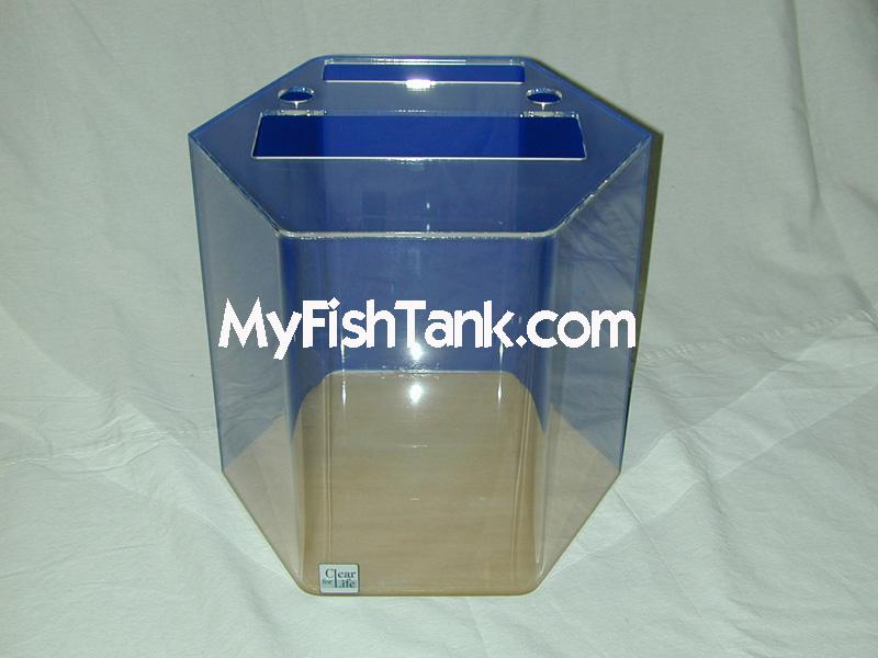 Acrylic Aquariums Fish Tanks Hexagon