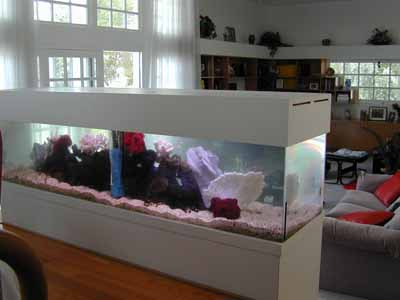 Aquarium Design, Marine Aquariums and Coral Reef Aquarium Tank ...